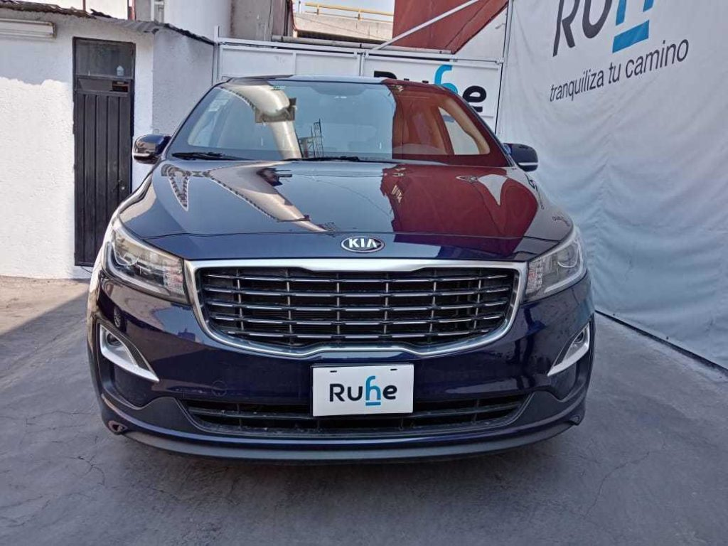 KIA Sedona Ex Pack NIII EPEL Modelo 2019 32,503 kms. $1,150,000.00