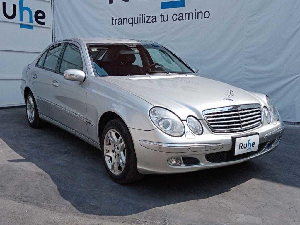 Mercedes-Benz E500 Nivel 3 de Planta Modelo 2005 90 mil kms. $160,000.00