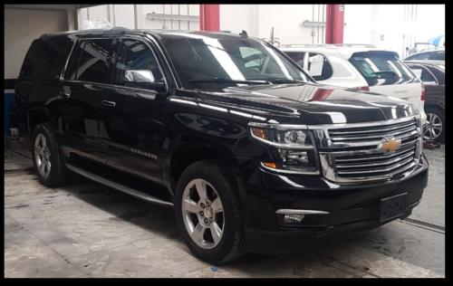 General Motors Suburban NIII TPS Modelo 2015 80 mil kms. $1,050,000.00