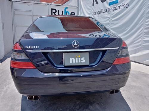Mercedes Benz S600 V12 NIII Centigon Modelo 2013 57 mil kms. $1,000,000.00