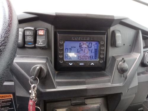 Polaris RZR Turbo Modelo 2018 $470,000.00