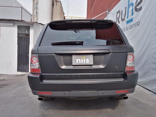 Land Rover Sport Blindada IV+ TPS Modelo 2011 38,000 kms. $650,000.00