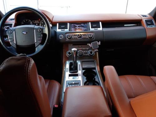 Land Rover Range Rover Sport Supercargada Modelo 2013 80,954 kms. $465,000.00