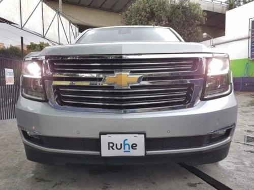 General Motors Suburban LTZ Blindaje NIII+ Ballistic Modelo 2016 60 mil kms. $890,000.00