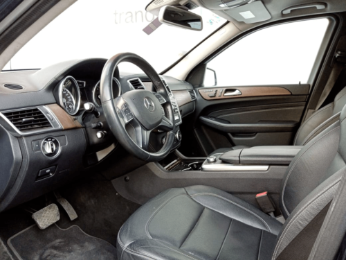 Mercedes Benz ML 400 Blindada NIII Planta Modelo 2015 74,221 kms. $800,000.00