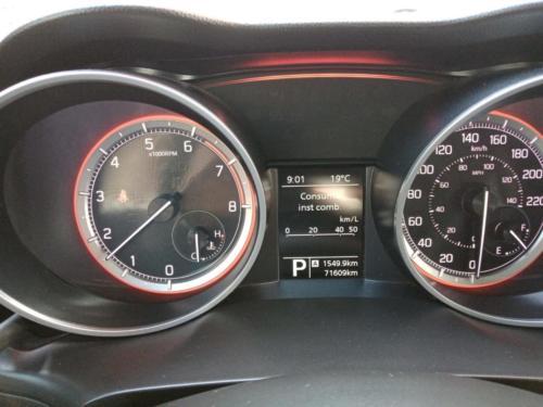 Suzuki Swift Boosterjet Modelo 2020 70 mil kms. $215,000.00