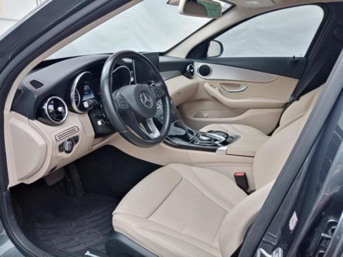 Mercedes Benz Clase C Nivel II Modelo 2017 139 mil kms. $650,000.00