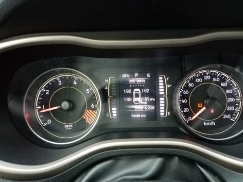 Jeep Latitude Modelo 2014 75 mil kms. $244,000.00