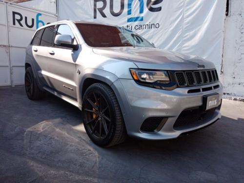 Jeep Track Hawk Blindada NIII Centur Modelo 2019 23 mil kms. 2,200,000.00