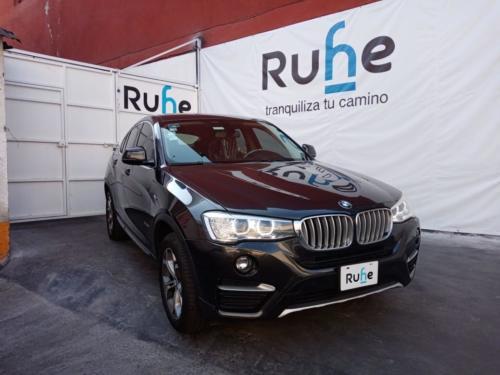 BMW X4 Xdrive 28ia Modelo 2017 60 mil kms. $490,000.00