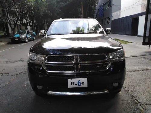 Dodge Durango Crew Luxe V8 At Blindada Nivel III Modelo 2012 60 mil kms. $430,000.00
