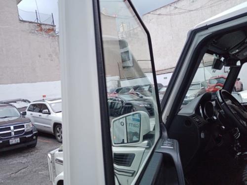 Mercedes Benz Clase G Nivel III EPEL Modelo 2014 56,433 kms. $1,900,000.00