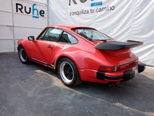 Porsche 911 Turbo 3.3L H6 SOHC 12V Modelo 1986 36,000 kms. $2,400,000.00