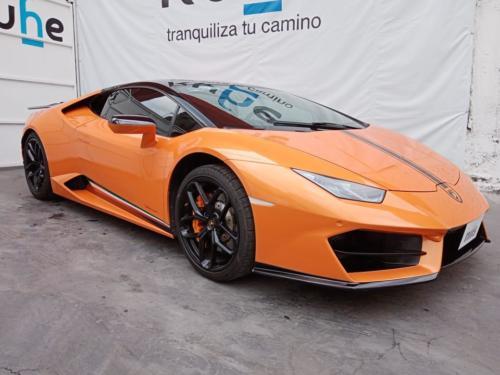 Lamborghini Huracan Modelo 2017 7 mil kms. 5,700,000.00