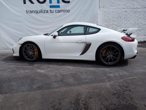 Porsche GT4 29 mil kms. Modelo 2016 $1,590,000.00