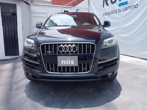 Audi Q7 3.0 QUATTRO ELITE Modelo 2014 64 mil kms. $379,000.00
