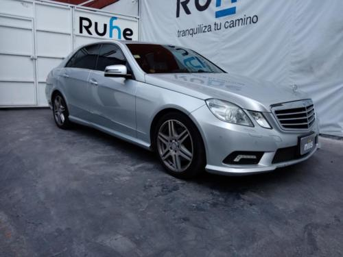Mercedes Benz E350 Elegance Modelo 2011 118 mil kms. $270,000.00