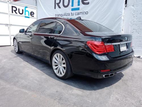 BMW 760 iL NIII Centigon Modelo 2012 45 mil kms. $900,000.00