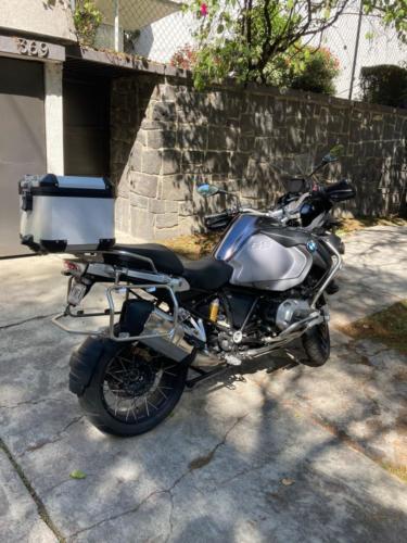 BMW 1200 GR Adventure Moto Modelo 2016 23 mil kms. $290,000.00