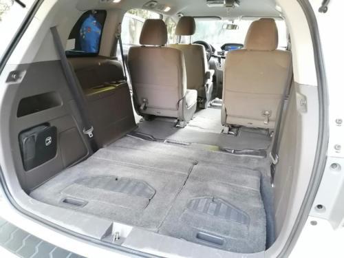 Honda Odyssey LX Blindada NIII BSAFE Modelo 2016 56 mil kms.