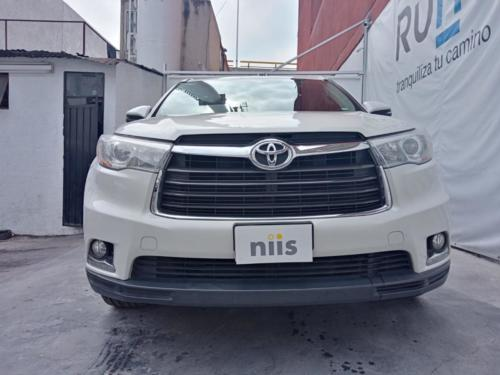 Toyota Highlander Limited Modelo 2014 85,885 kms. $320,000.00