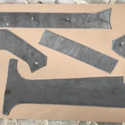 Etapa 3. Elaboración de moldes y cortes.