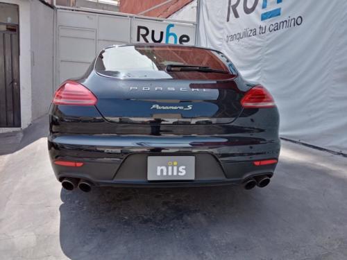Porsche Panamera E Hybrid Modelo 2014 48 mil kms. $820,000.00