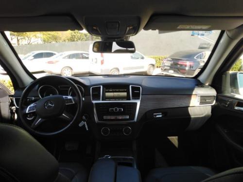 Mercedes-Benz ML 400 Blindaje NIII Original Modelo 2015 75 mil kms. $800,000.00