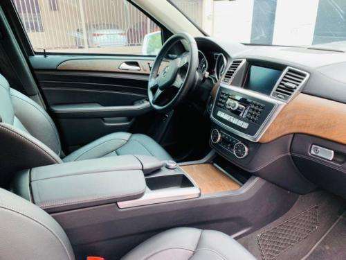 Mercedes-Benz ML 350 Nivel 4+ WBA Modelo 2014 5 mil kms. $990,000.00
