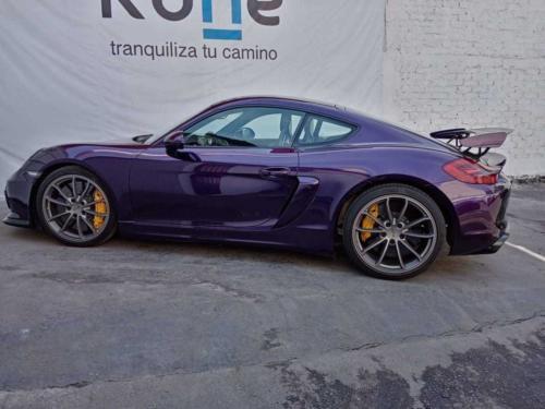 Porsche Cayman GT4 Modelo 2020 6 mil kms. $2,250,000.00