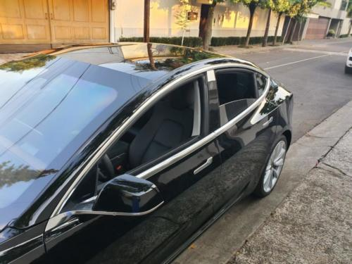 TESLA MODEL 3 BLINDAJE NIVEL II   3